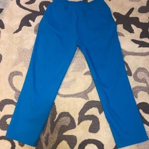 New w/tags turquoise jeans.